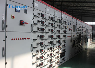 GCS Power Distribution Cabinet, Low Voltage Paralleling Switchgear